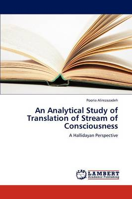 An Analytical Study of Translation of Stream of Consciousness
