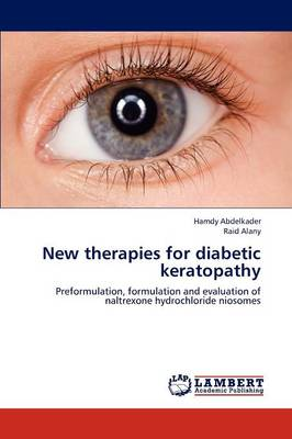 New Therapies for Diabetic Keratopathy