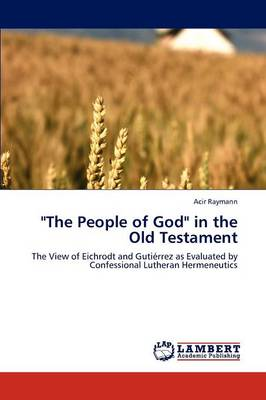The People of God in the Old Testament