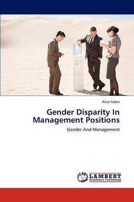 Gender Disparity in Management Positions
