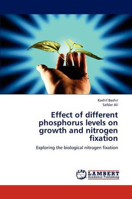 Effect of Different Phosphorus Levels on Growth and Nitrogen Fixation