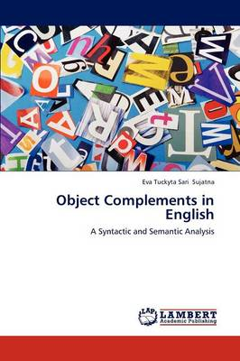 Object Complements in English