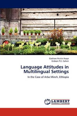Language Attitudes in Multilingual Settings