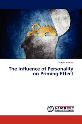 The Influence of Personality on Priming Effect
