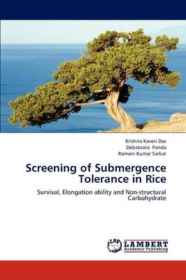 Screening of Submergence Tolerance in Rice