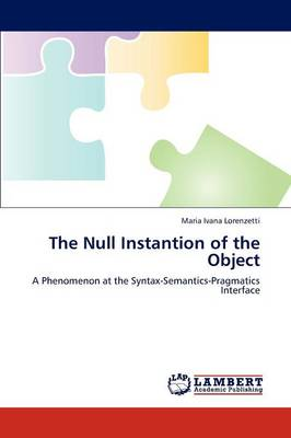 The Null Instantion of the Object