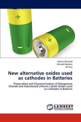 New Alternative Oxides Used as Cathodes in Batteries