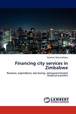 Financing City Services in Zimbabwe