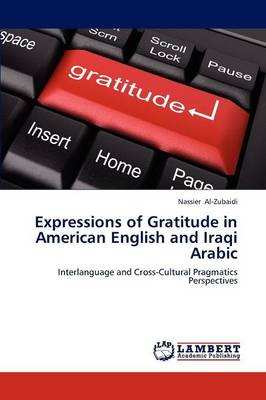 Expressions of Gratitude in American English and Iraqi Arabic