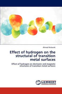 Effect of Hydrogen on the Structural of Transition Metal Surfaces