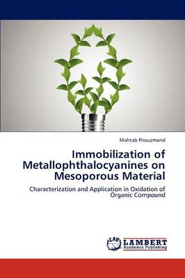 Immobilization of Metallophthalocyanines on Mesoporous Material