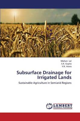 Subsurface Drainage for Irrigated Lands