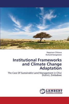 Institutional Frameworks and Climate Change Adaptation