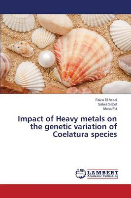 Impact of Heavy Metals on the Genetic Variation of Coelatura Species