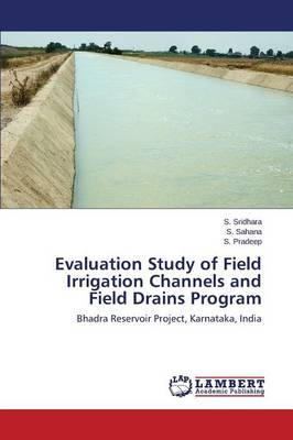 Evaluation Study of Field Irrigation Channels and Field Drains Program