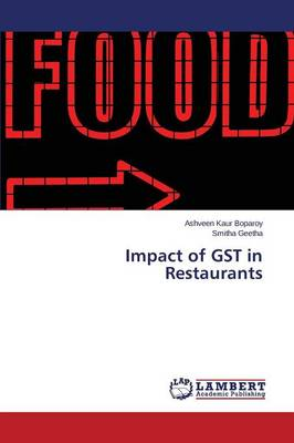 Impact of Gst in Restaurants