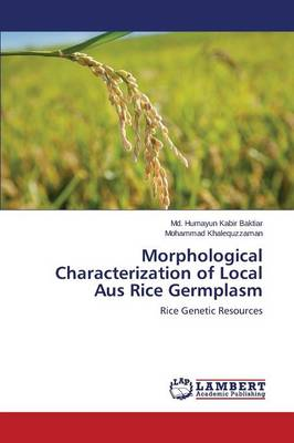 Morphological Characterization of Local Aus Rice Germplasm