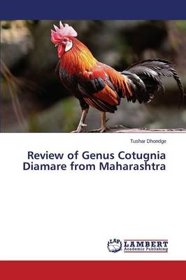 Review of Genus Cotugnia Diamare from Maharashtra