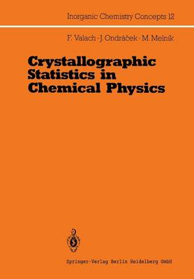 Crystallographic Statistics in Chemical Physics: An Approach to Statistical Evaluation of Internuclear Distances in Transition Element Compounds