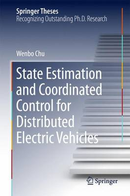 State Estimation and Coordinated Control for Distributed Electric Vehicles