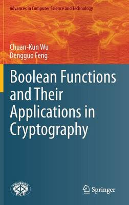 Boolean Functions and Their Applications in Cryptography