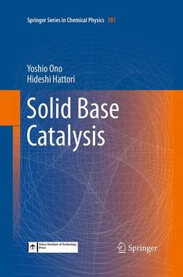 Solid Base Catalysis