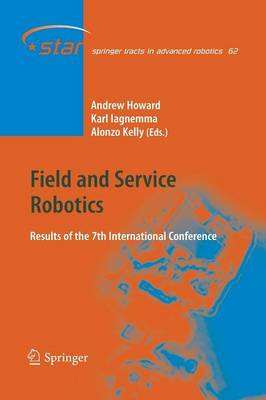 Field and Service Robotics: Results of the 7th International Conference