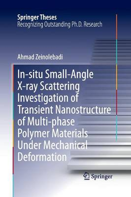 In-situ Small-Angle X-ray Scattering Investigation of Transient Nanostructure of Multi-phase Polymer Materials Under Mechanical Deformation