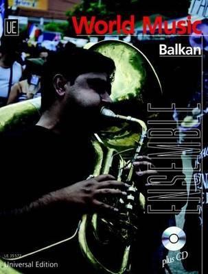 World Music Balkan Ensemble: UE35572
