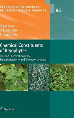 Chemical Constituents of Bryophytes: Bio- and Chemical Diversity, Biological Activity, and Chemosystematics