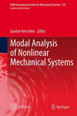 Modal Analysis of Nonlinear Mechanical Systems