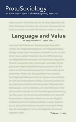 Language and Value