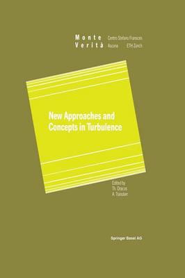 New Approaches and Concepts in Turbulence