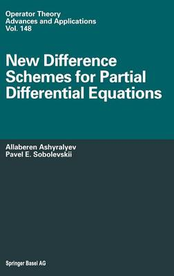 New Difference Schemes for Partial Differential Equations