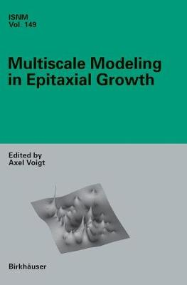 Multiscale Modeling in Epitaxial Growth