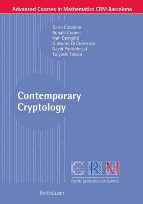 Contemporary Cryptology