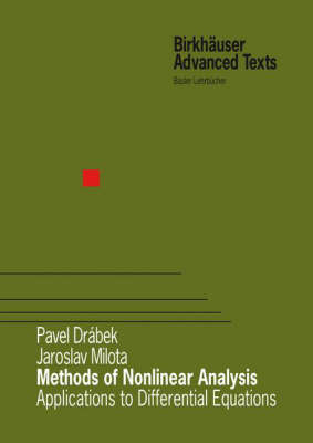 Methods of Nonlinear Analysis: Applications to Differential Equations