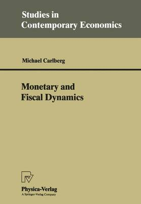 Monetary and Fiscal Dynamics