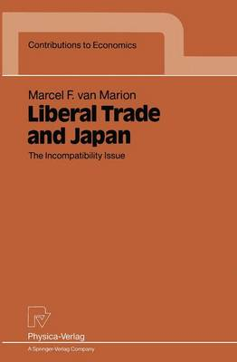 Liberal Trade and Japan: The Incompatibility Issue