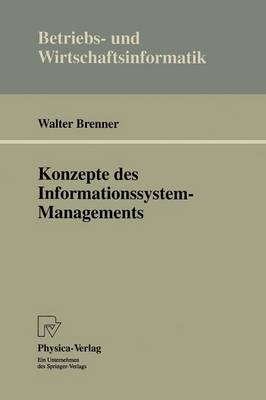 Konzepte Des Informationssystem-Managements
