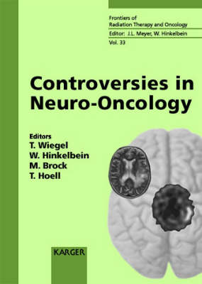 Controversies in Neuro-Oncology: 3rd International Symposium on Special Aspects of Radiotherapy, Berlin, April/May 1998.