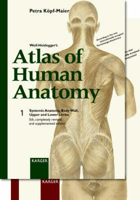 Atlas of Human Anatomy: v. 1 & 2