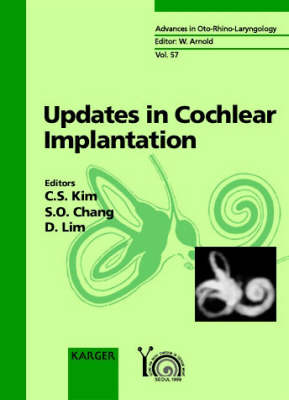 Updates in Cochlear Implantation: The 2nd Congress of Asia Pacific Symposium on Cochlear Implant and Related Sciences, Seoul, April 1999.