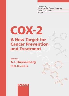 COX-2: A New Target for Cancer Prevention and Treatment.