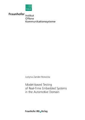 Model-based Testing of Real-Time Embedded Systems in the Automotive Domain