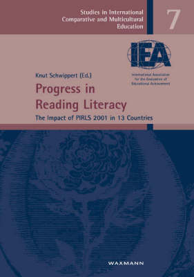 Progress in Reading Literacy: The Impact of PIRLS 2001 in 13 Countries
