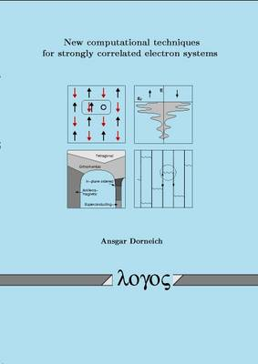 New Computational Techniques for Strongly Correlated Electron Systems