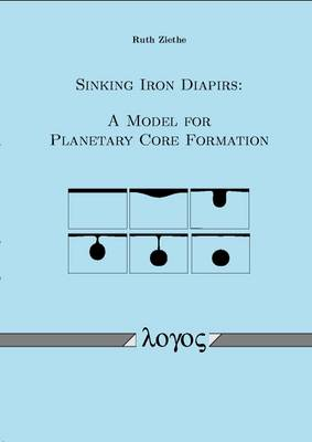 Sinking Iron Diapirs: A Model for Planetary Core Formation