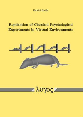 Replication of Classical Psychological Experiments in Virtual Environments