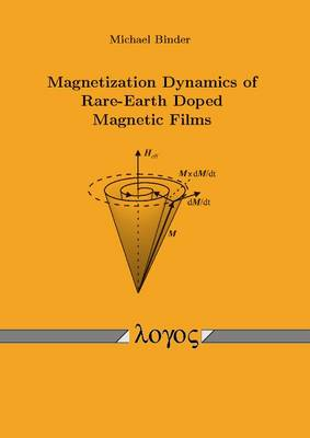 Magnetization Dynamics of Rare-Earth Doped Magnetic Films